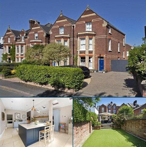 4 bedroom townhouse for sale - St. Leonards Road, Exeter, Devon, EX2