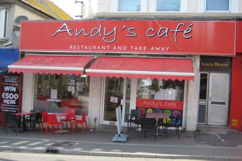 Cafe - Leasehold Cafe Located In Newquay