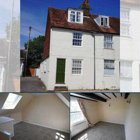 2 bedroom end of terrace house to rent - Western Road, Lewes