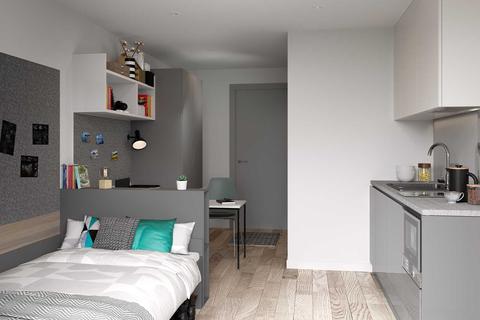 Studio to rent - 60 Lancaster Street, Birmingham B4