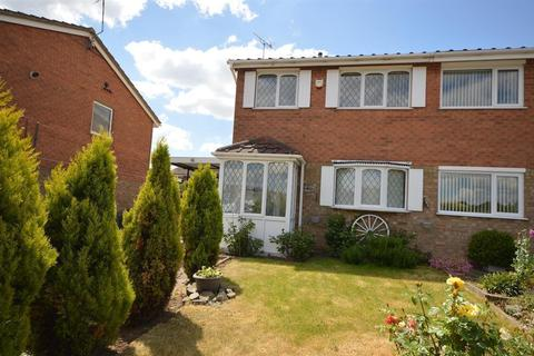 2 bedroom semi-detached house for sale - Bramble Way, Narborough Road South, Leicester, LE3 2GY