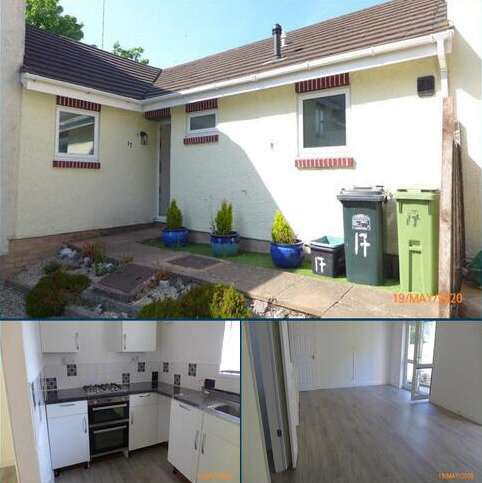 2 bedroom terraced bungalow to rent - Chercombe Close, Bradley Valley, Newton Abbot TQ12