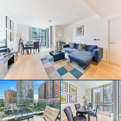 1 bedroom flat for sale - Charrington Tower, Biscayne Avenue, London, E14
