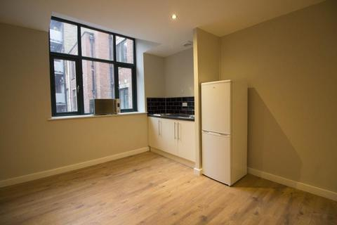 Studio to rent - Hennymoor House, 7-11 Manor Row, Bradford, BD1 3PB