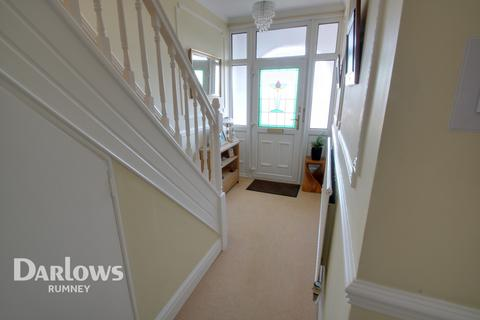 3 bedroom semi-detached house for sale - Uplands Road, Cardiff