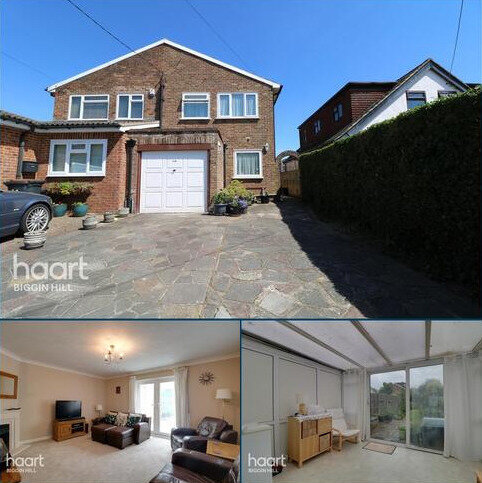 3 bedroom semi-detached house for sale - Edward Road, Biggin Hill