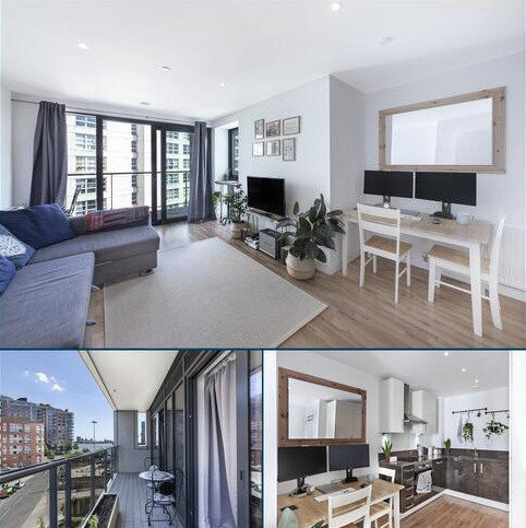 1 bedroom flat for sale - Horizons Tower, 1 Yabsley Street, London, E14