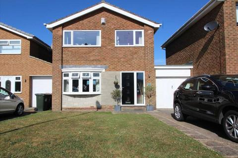 3 bedroom detached house for sale - Flodden, Highfields, Killingworth