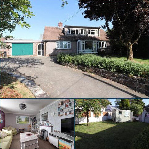 4 bedroom detached bungalow for sale - Lewannick, Launceston