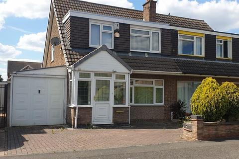 3 bedroom terraced house to rent - Nagle Grove, Leicester