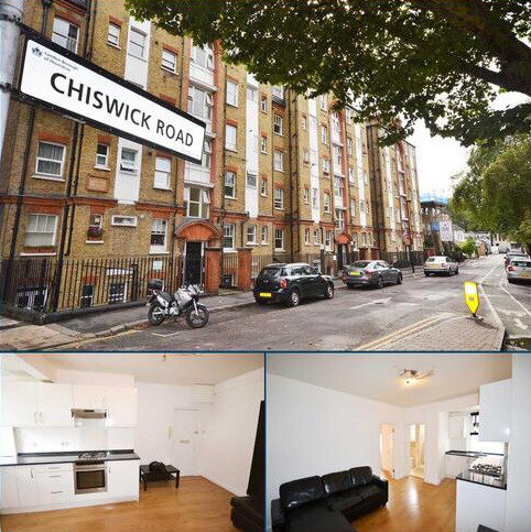 1 bedroom flat to rent - Dewsbury Court, Chiswick, London W4