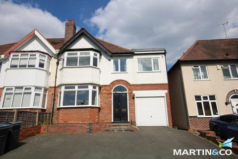 4 bedroom semi-detached house to rent - Fellows Lane, Harborne, B17