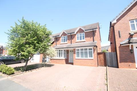 4 bedroom detached house to rent - Hawksey Drive, Nantwich