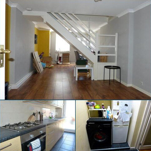 2 bedroom terraced house to rent - Kingston Road