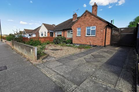 2 bedroom semi-detached bungalow for sale - Alfreton Road, Wigston Fields, Leicester