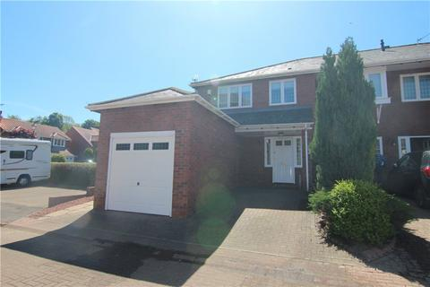 3 bedroom end of terrace house for sale - Ferens Park, Durham, DH1