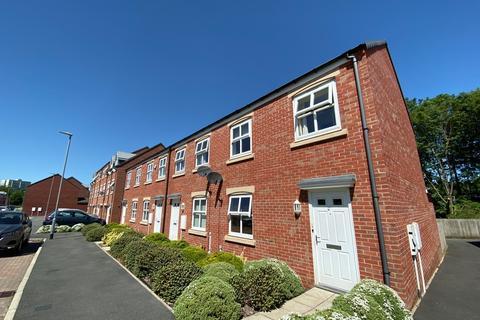 3 bedroom end of terrace house for sale - Bishops Park Road, Gateshead