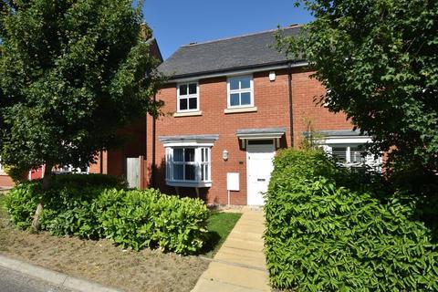 3 bedroom end of terrace house for sale - School Lane, Great Leighs, CM3 1GU