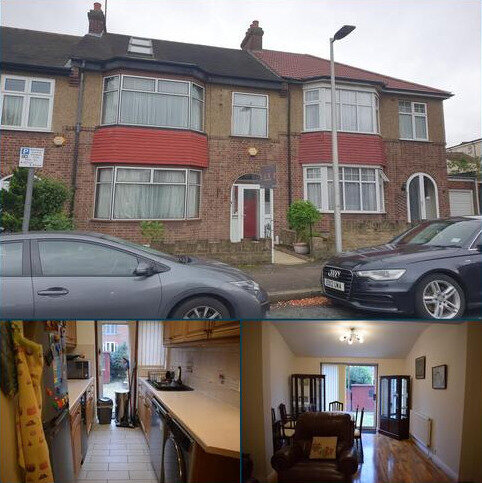 4 bedroom terraced house to rent - Rose Avenue, South Woodford