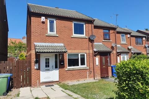 3 bedroom end of terrace house for sale - Wallington Court, Seaton Delaval