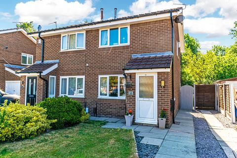 2 bedroom semi-detached house for sale - Dundee Close, Fearnhead, Warrington