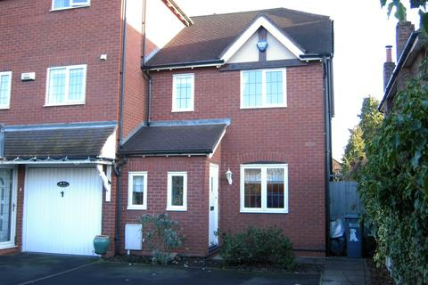 3 bedroom terraced house to rent - Westbourne Road, Solihull