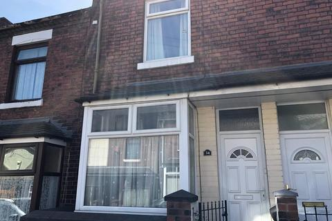 2 bedroom terraced house to rent - Hazelhurst Street, Stoke-on-Trent