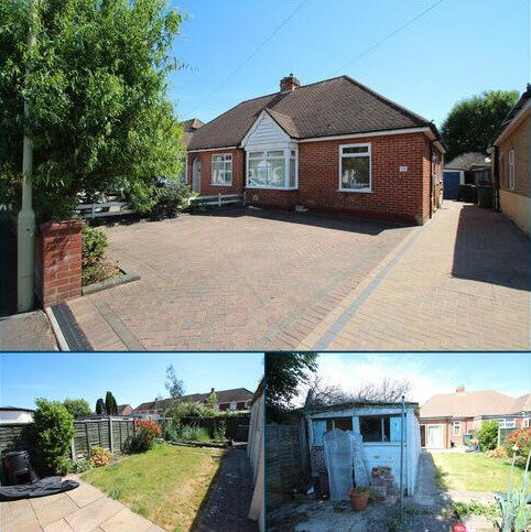 2 bedroom semi-detached bungalow for sale - Carberry Drive, Portchester, Portchester PO16