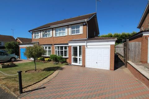 3 bedroom semi-detached house for sale - Eacott Close, Coventry