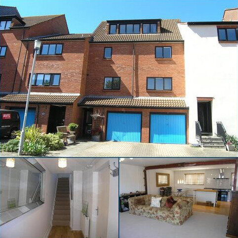 4 bedroom terraced house to rent - Quayside, Bridgwater, Somerset, TA6