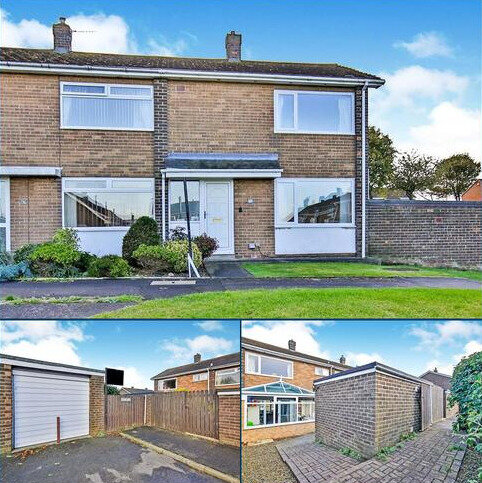 2 bedroom end of terrace house for sale - Bede Close, Stanley, County Durham, DH9