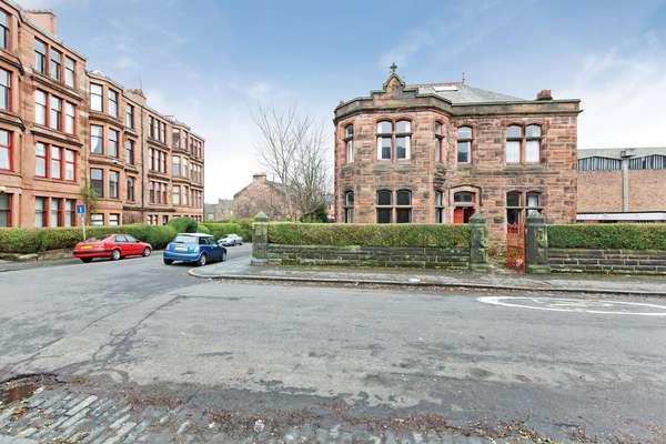 Detached House for sale in 1 Kelvinside Gardens, North Kelvinside, Glasgow, G20 6BG