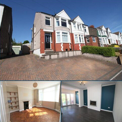 3 bedroom semi-detached house to rent - Everswell Road