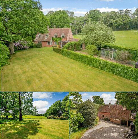 5 bedroom detached house for sale - Folly Road, Inkpen, Hungerford, Berkshire