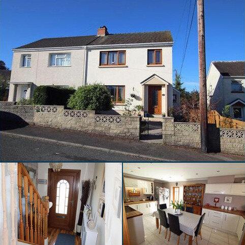 3 bedroom semi-detached house for sale - Maes Derwenydd, Pencader
