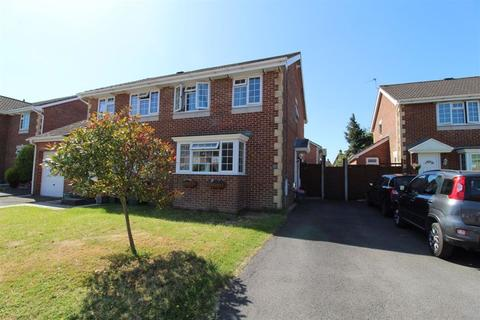 3 bedroom semi-detached house for sale - Sophia Gardens, Worle - Ideally Situated For Schools