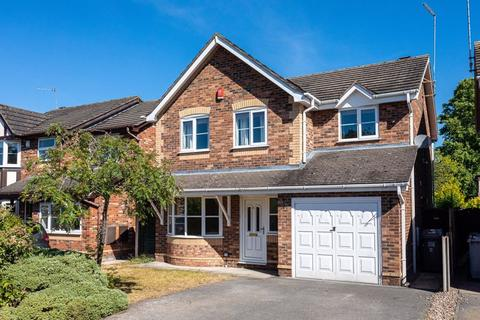 4 bedroom detached house for sale - 4 Brook Way, Nantwich