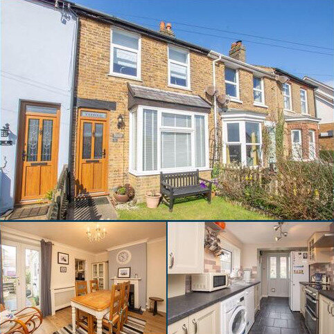 2 bedroom terraced house for sale - St Margarets at Cliffe