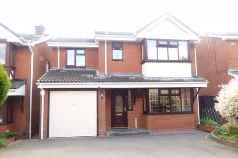 4 bedroom detached house for sale - Sedgemere Grove, Shelfield