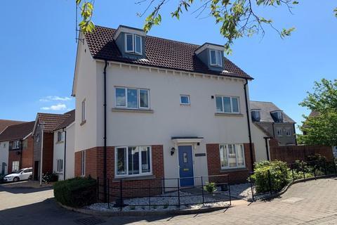 4 bedroom detached house for sale - Sorrel Gardens, Portishead