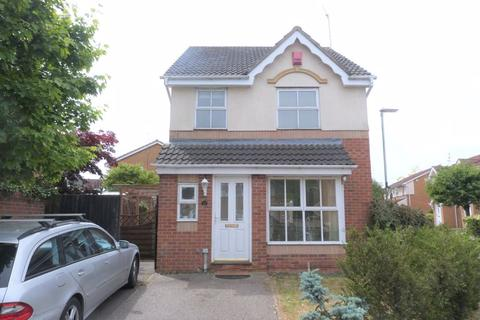 3 bedroom detached house to rent - Haskell Close, Leicester