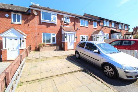 3 bedroom terraced house for sale - Hillview Court, Prenton