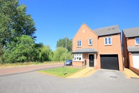 4 bedroom detached house for sale - Pearl Brook Avenue, Stafford