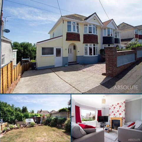 3 bedroom house for sale - Eden Grove, Paignton