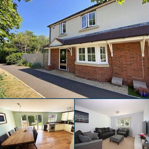 4 bedroom semi-detached house for sale - Aller Mead Way, Williton
