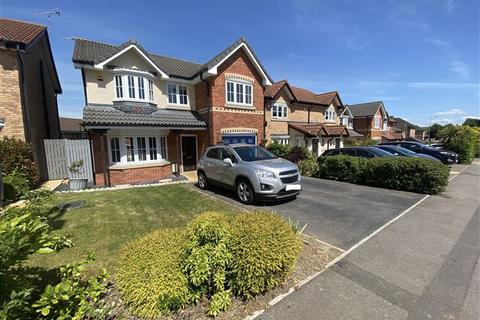 4 bedroom detached house for sale - Wood Lane, Treeton, Rotherham, Rotherham, S60 5QS