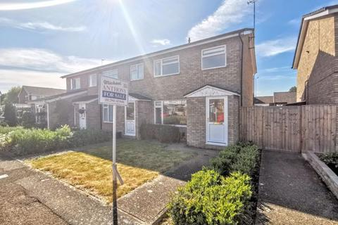 3 bedroom end of terrace house for sale - Pemberton Close, Aylesbury
