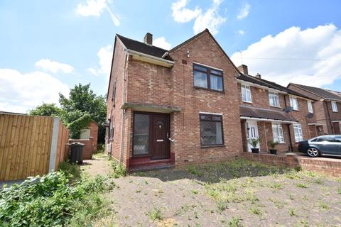 4 bedroom end of terrace house for sale - Abbey Drive, Luton