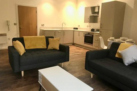 2 bedroom apartment to rent - City Centre - 3 Impact, 191 Upper Allen Street, Sheffield, S3 7AY