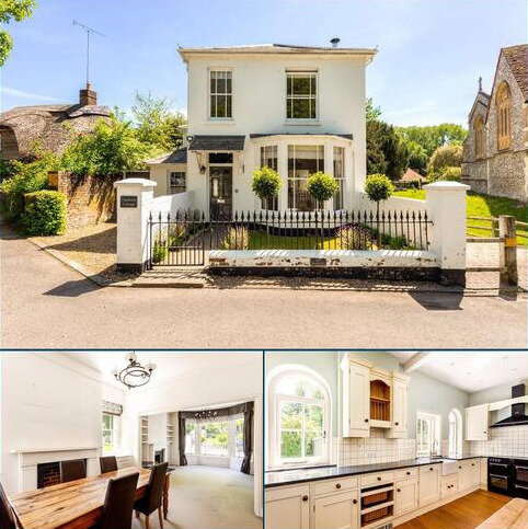 4 bedroom terraced house for sale - London Road, Kings Worthy, Winchester, Hampshire, SO23